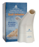 Lumiere de Sel Salt Inhaler with Himalayan Salt
