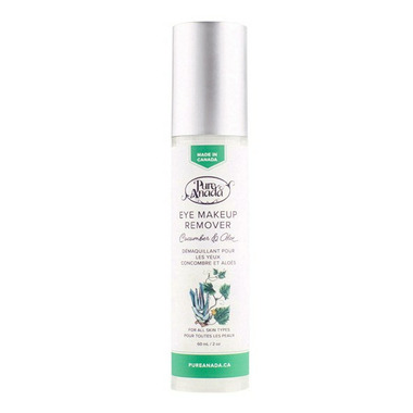 Pure Anada Cucumber & Aloe Eye Makeup Remover