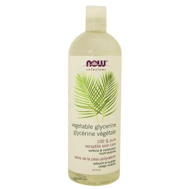 NOW Solutions Vegetable Glycerine