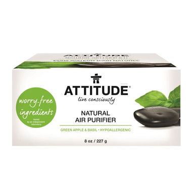 ATTITUDE Natural Air Purifier Green Apple & Basil