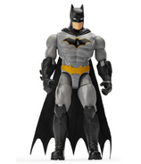 Batman Rebirth Batman Action Figure With 3 Mystery Accessories Mission 2