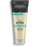 John Frieda Sheer Blonde Highlight Activating Brightening Conditioner