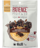 Patience Fruit & Co. Organic Chococrunch Bites Dark Chocolate & Chia Spices
