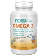 Oméga-3 pour enfants de NOW Foods