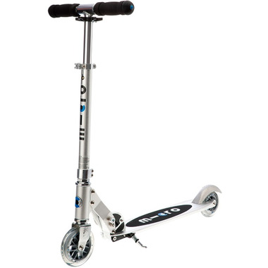 Micro of Switzerland Sprite Scooter Stainless Aluminum