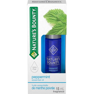 Nature\'s Bounty Essential Oil Peppermint
