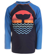 Appaman Long Sleeve Rash Guard Ocean