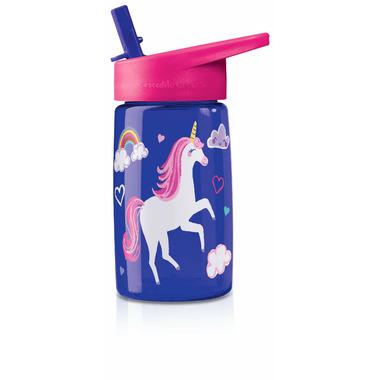 Crocodile Creek Rainbow Unicorn Tritan Drinking Bottle