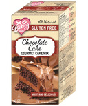 XO Baking Gluten Free Gourmet Chocolate Cake Mix