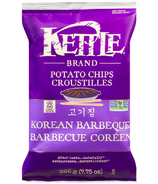 Kettle Korean Barbeque Potato Chips