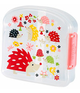 Sugarbooger Good Lunch Sandwich Box Hedgehog