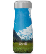 S'well Traveler Stainless Steel Wide Mouth Bottle Meadow