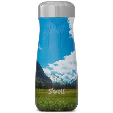 S\'well Traveler Stainless Steel Wide Mouth Bottle Meadow