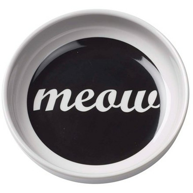 Ore\' Pet Meow Feeding Bowl