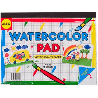 Alex Watercolour Pad
