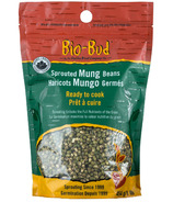 ShaSha Co. Organic Sprouted Mung Beans