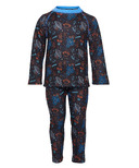 Kombi B3 Velvet Fleece Set Children Spaceship