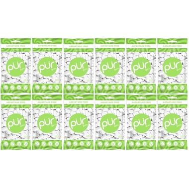 PUR Sugar-Free Coolmint Gum Bulk Pack
