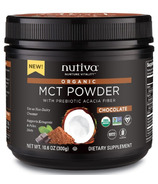 Nutiva Organic MCT Powder Chocolate