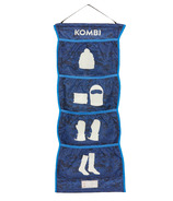 Kombi Medium Organizer Blue Pixels