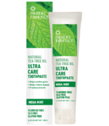 Desert Essence Ultra Care Toothpaste with Natural Tea Tree Oil