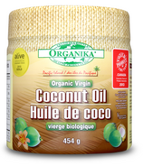 Organika Organic Virgin Coconut Oil