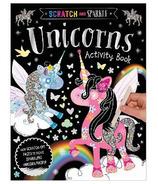 Make Believe Ideas Scratch and Sparkle Unicorns Activity Book