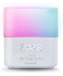 Motorola 5-in-1 Soft Glow Humidifer & Speaker