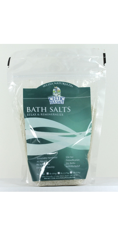 Buy Celtic Sea Salt Bath Salts At Well Ca Free Shipping
