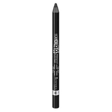 Rimmel London Scandaleyes Kohl Kajal Waterproof Eyeliner Pencil