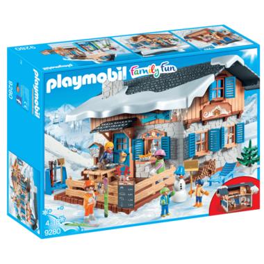 Playmobil Ski Lodge
