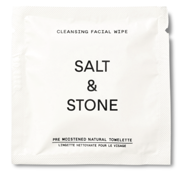 Salt & Stone Facial Wipes