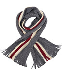 Little Blue House Heritage Adult Scarf Red Stripe