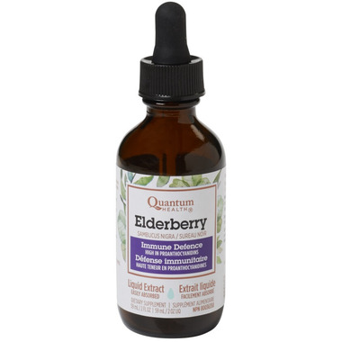Quantum Elderberry Liquid Extract