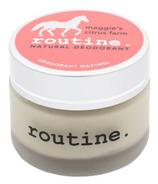 Routine Natural Deodorant in Maggie's Citrus Farm Scent