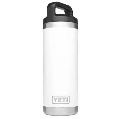 YETI Rambler Bottle White