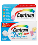 Centrum Junior Complete Multivitamin