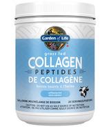 Garden of Life Grass Fed Collagen Peptides