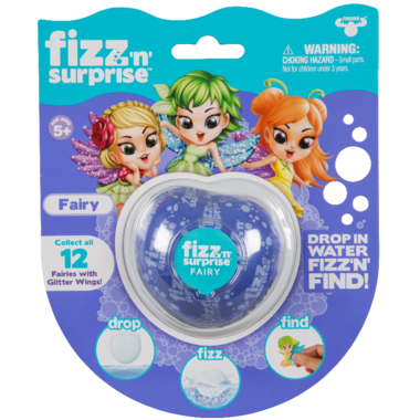 fizz N surprise Fairy
