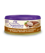 Wellness Signature Selects Shredded Chicken & Turkey Wet Food