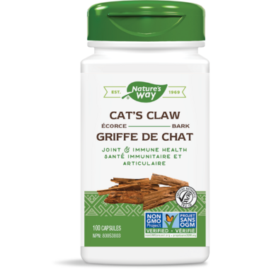 Nature\'s Way Cat\'s Claw Bark