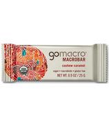 GoMacro MacroBar Cashew Caramel