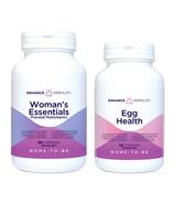 Enhanced Fertility and Egg Support Bundle