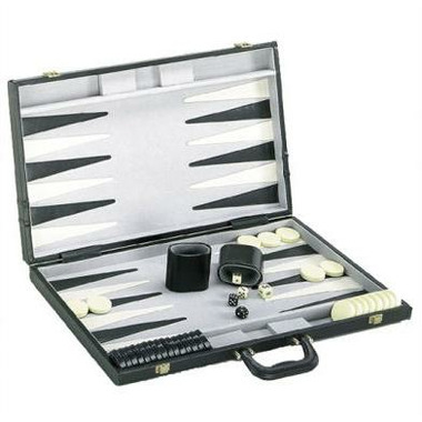 Deluxe Backgammon Set