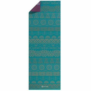 Gaiam Premium Printed Reversible Yoga Mat 5 mm Kiku