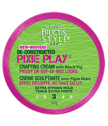 Garnier Fructis De-Constructed Pixie Play Crafting Cream With Black Fig