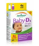 Jamieson Baby-D Vitamin D3 Drops
