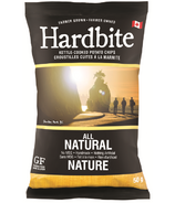 Hardbite Handcrafted All Natural Plain Chips