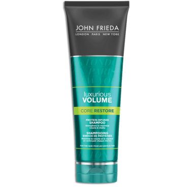 John Frieda Luxurious Volume Core Restore Protein Infused Shampoo
