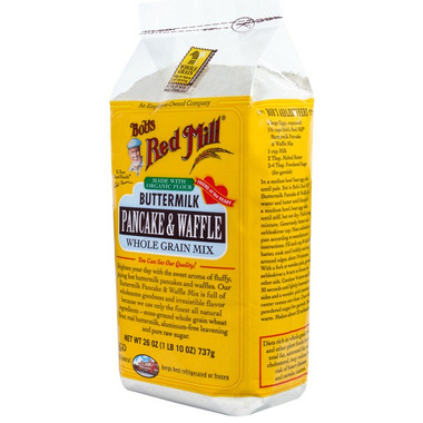 Bob\'s Red Mill Buttermilk Pancake and Waffle Mix